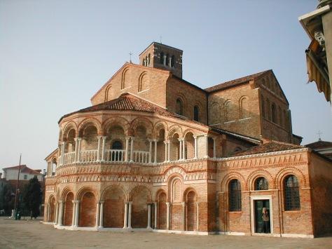 Santi Maria on Murano