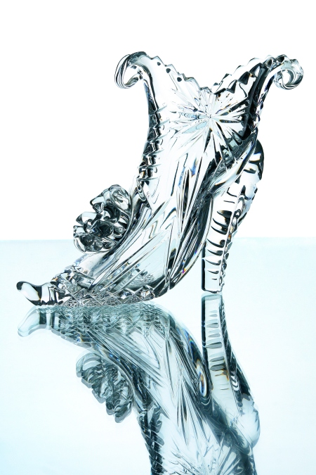 Glass slipper art