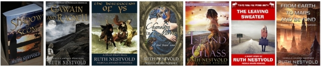 Ruth Nestvold covers
