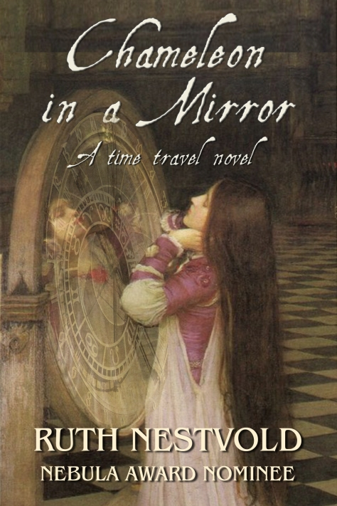 New cover for Chameleon in a Mirror
