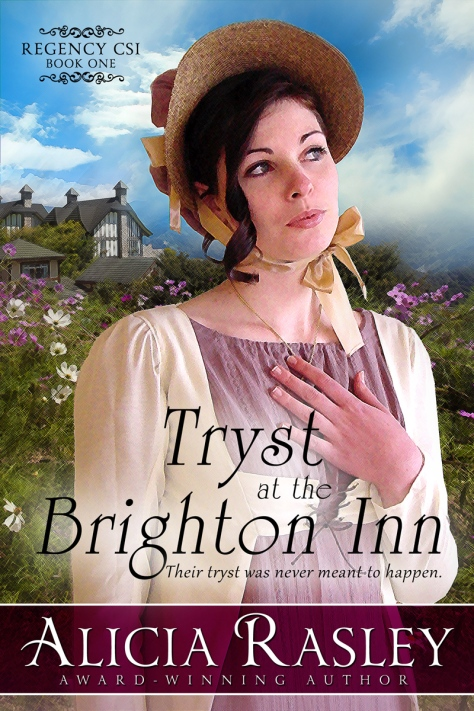 Alicia Rasley, Tryst at the Brighton Inn