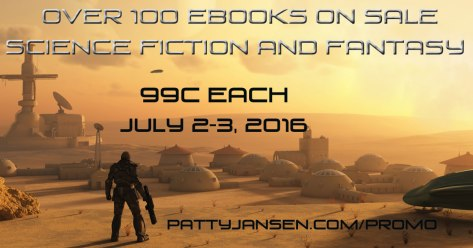 99c books in July