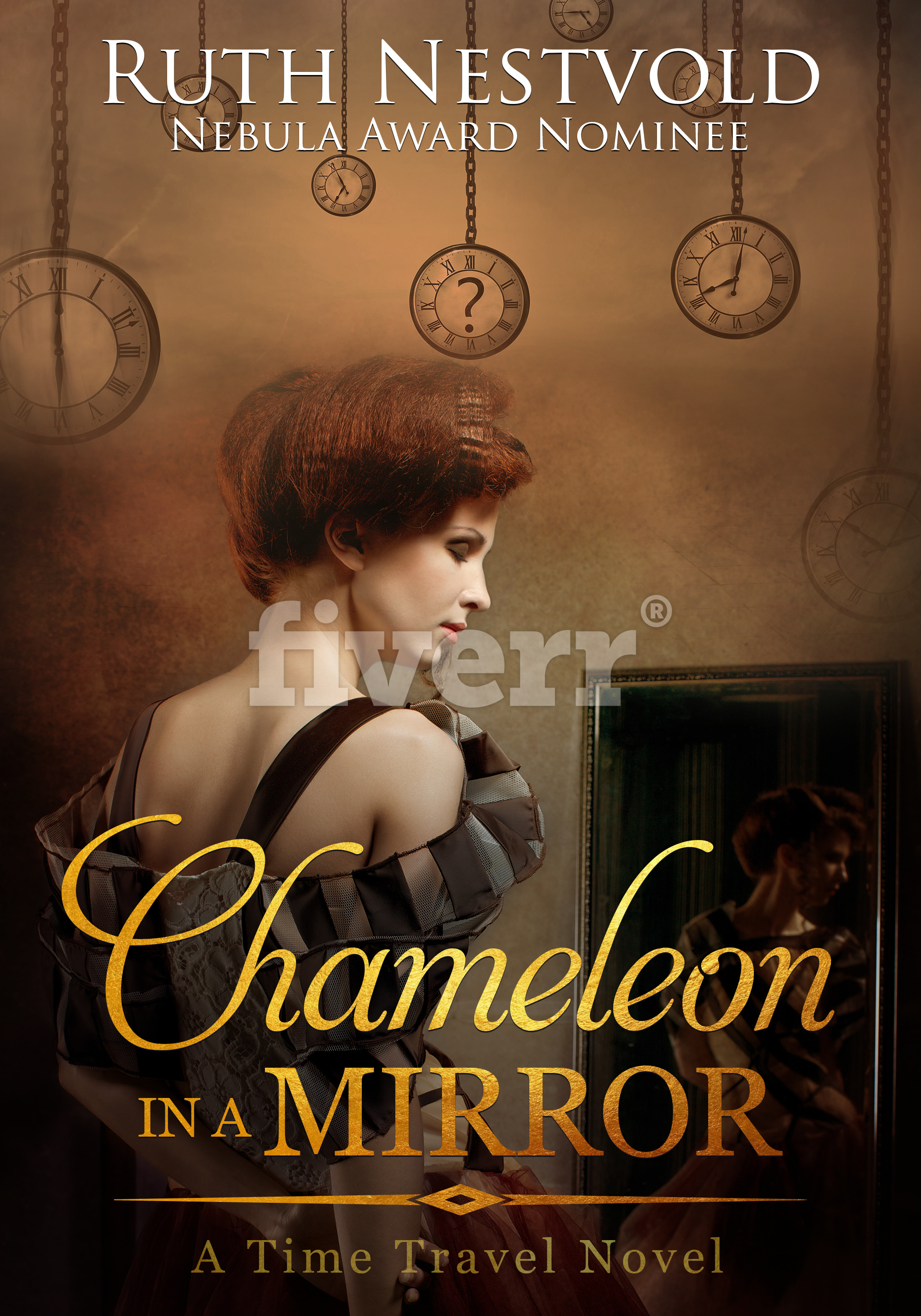 Chameleon in a Mirror cover